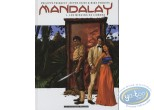 Reduced price European comic books, Mandalay : Tome 1 - Les Miroirs de l'ombre