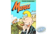 Reduced price European comic books, Manu : L'insupportable Manu