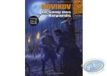 Reduced price European comic books, Novikov : T2 - Le Sang des Boyards