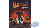 Reduced price European comic books, Olivier Varèse : Premiers Dossiers