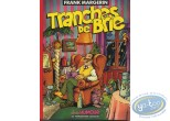 Reduced price European comic books, Lucien : Tranches de brie (used)
