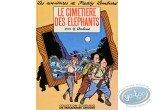 Listed European Comic Books, Freddy Lombard : Le cimetière des éléphants