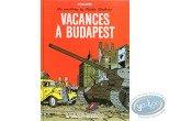 Listed European Comic Books, Freddy Lombard : Vacances à Budapest