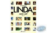 Adult European Comic Books, Linda Aime l'Art : Linda aime l'Art 2