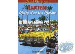 Reduced price European comic books, Lucien : Tome 7 - Ricky chez les Ricains (occasion)