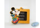 Plastic Figurine, Mickey Mouse : Brown framework Mickey, Disney