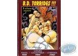 Adult European Comic Books, Torrides 3 histoires complètes : Nana, Luxure Galactique, Cybersexe