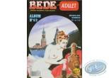 Adult European Comic Books, Bédé Adult N°62, Recueil de 2 numéros : n°141 et n°142