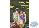Adult European Comic Books, Angie : Angie Infirmière de Prison