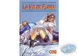 Adult European Comic Books, La vie de Flora
