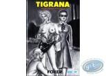 Adult European Comic Books, Tigrana