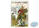Adult European Comic Books, La Tsarine noire