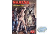 Adult European Comic Books, Sabina : Sabina