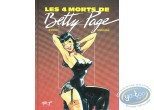 Reduced price European comic books, Betty Page : Les 4 morts de Betty Page