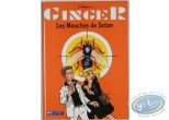 Reduced price European comic books, Ginger : Les mouches de Satan