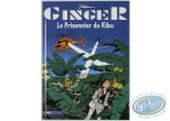 Reduced price European comic books, Ginger : Le prisonnier du Kibu