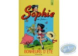 Reduced price European comic books, Sophie : Sibylline et la ligue des coupe-jarrets