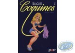 Adult European Comic Books, Blagues Coquines : Blagues Coquines, Vol 3