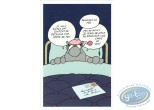 Post Card, Cat (Le) : Happy return