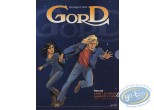 Reduced price European comic books, Gord : Gord Coffret + sketchbook numbered and signed