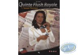 Reduced price European comic books, Quinte Flush Royale : T1 - Tamara Thomson  (used)