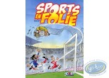 European Comic Books, Sports : Sports en folie