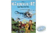 Reduced price European comic books, Ginger : Les yeux de feu
