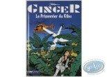 Reduced price European comic books, Ginger : Le prisonnier du Kibu