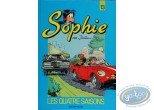 Reduced price European comic books, Sophie : Sophie, Les quatre saisons