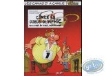 European Comic Books, Poje :  Les Potes à Poje Poje aux Jeux Olympils - version Liegeoise (used)