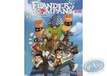 Reduced price European comic books, Flander's Company : Tome 1 - Ils servent le mal et ils le servent bien.