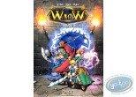 Reduced price European comic books, Waow : La menace Grisrocs