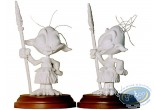 Resin Statuette, Peter Pan : Korrigan (white)