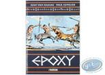 Adult European Comic Books, Epoxy, album et supplément croquis