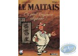 European Comic Books, Maltais (Le) :