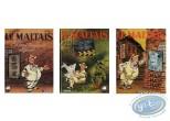 Reduced price European comic books, Maltais (Le) : 3 volumes - Le Maltais
