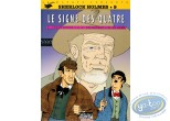 Reduced price European comic books, Sherlock Holmes : Le signe des quatre