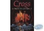 Used European Comic Books, Carland Cross : Le Mystère du Loch Ness 2