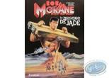 Listed European Comic Books, Bob Morane : Le masque de jade (very good condition)