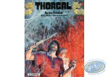 Listed European Comic Books, Thorgal : Arachnea (+booplate)