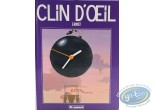 Clocks & Watches, Clin d'oeil : Clock, Clin D'oeil : Lilas