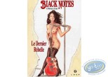 Used European Comic Books, Black Notes : Le dernier rebelle