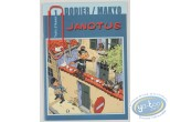 Reduced price European comic books, Janotus : Janotus, Dodier et Makyo, Traits d'humour N°1