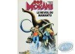 Listed European Comic Books, Bob Morane : Le reveil du Mamantu (very good condition)