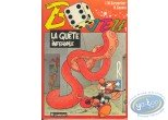 Reduced price European comic books, Toyottes (Les) : BD jeu, La quête infernale