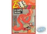 Reduced price European comic books, Toyottes (Les) : BD jeu, La quête infernale