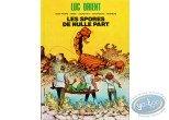 Listed European Comic Books, Luc Orient : Les spores de nulle part