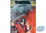 Listed European Comic Books, Thorgal : Arachnea (+booplate)