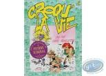 Reduced price European comic books, Croqu' la vie : 3615 code squelette