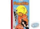 Listed European Comic Books, Pinocchio : Pinocchio